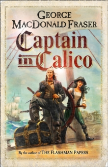 Captain in Calico, Hardback Book