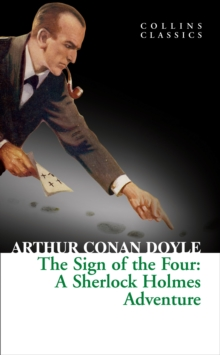 The Sign of the Four, Paperback Book