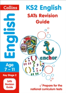 KS2 English SATs Revision Guide : 2019 Tests, Paperback / softback Book