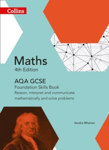 GCSE Maths AQA Foundation Reasoning and Problem Solving Skills Book, Paperback / softback Book