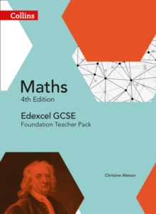 GCSE Maths Edexcel Foundation Teacher Pack, Paperback / softback Book