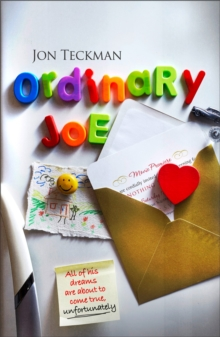 Ordinary Joe, Paperback Book