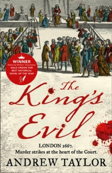 The King's Evil, Paperback / softback Book