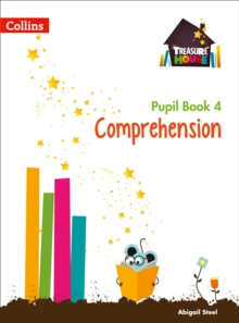 Comprehension Year 4 Pupil Book, Paperback / softback Book
