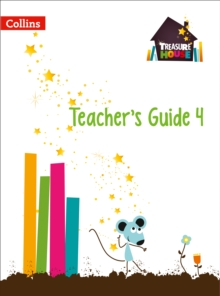 Teacher Guide Year 4, Spiral bound Book