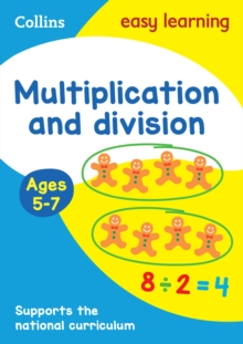 Multiplication and Division Ages 5-7: New Edition, Paperback Book