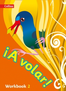 A volar Workbook Level 2 : Primary Spanish for the Caribbean, Paperback Book