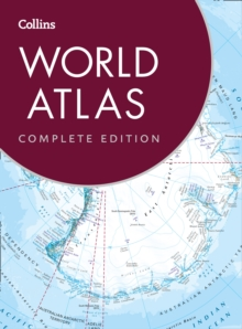 Collins World Atlas: Complete Edition, Hardback Book