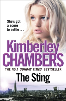 The Sting : The Most Explosive Crime Thriller of 2019 from the No.1 Bestseller, Hardback Book