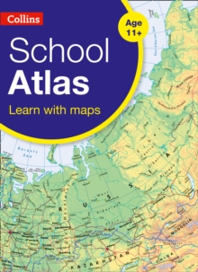 Collins School Atlas, Paperback Book
