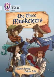 The Three Musketeers : Band 17/Diamond, Paperback / softback Book