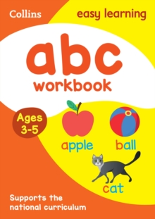 ABC Workbook Ages 3-5: New Edition, Paperback Book