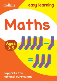 Maths Ages 4-5: New Edition, Paperback Book
