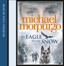 An Eagle in the Snow, CD-Audio Book