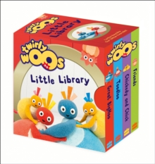 Twirlywoos Little Library, Mixed media product Book