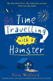 Time Travelling with a Hamster, Paperback Book