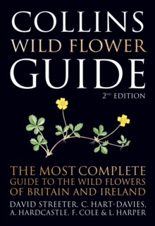 Collins Wild Flower Guide, Hardback Book