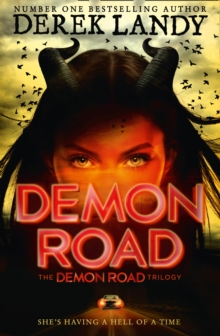 Demon Road, Paperback Book