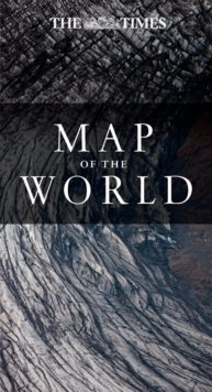 The Times Map of the World, Sheet map, folded Book