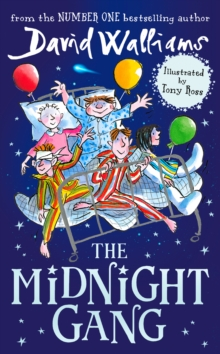 The Midnight Gang, Paperback Book