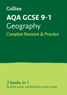 AQA GCSE Geography All-in-One Revision and Practice, Paperback Book