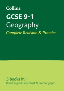 GCSE Geography All-in-One Revision and Practice, Paperback Book