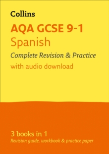 AQA GCSE 9-1 Spanish All-in-One Revision and Practice, Paperback / softback Book