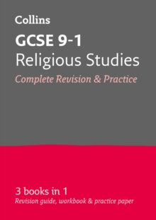 GCSE Religious Studies All-in-One Revision and Practice, Paperback Book