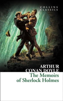 The Memoirs of Sherlock Holmes, Paperback Book