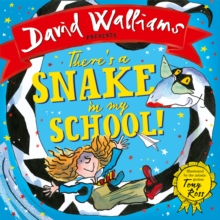 There's a Snake in My School!, Hardback Book