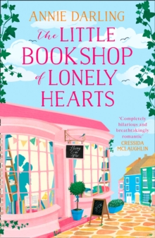 The Little Bookshop of Lonely Hearts : A Feel-Good Funny Romance, Paperback Book