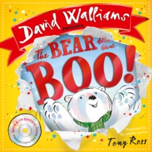 The Bear Who Went Boo!, Mixed media product Book
