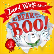 The Bear Who Went Boo!, Paperback / softback Book