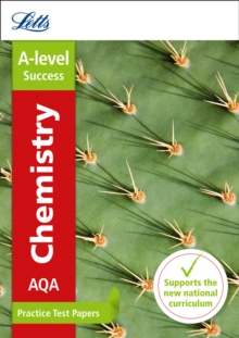 AQA A-Level Chemistry Practice Test Papers, Paperback Book