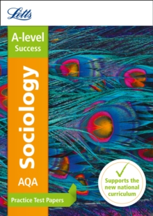 AQA A-level Sociology Practice Test Papers, Paperback Book