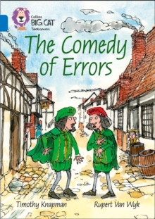The Comedy of Errors : Band 16/Sapphire, Paperback Book