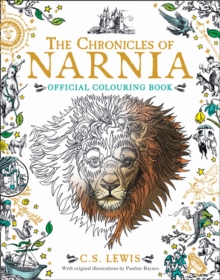 The Chronicles of Narnia Colouring Book, Paperback Book