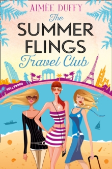 The Summer Flings Travel Club, Paperback / softback Book