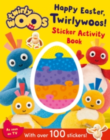 Happy Easter, Twirlywoos!, Mixed media product Book