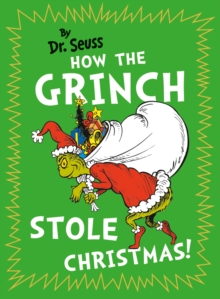 How The Grinch Stole Christmas!, Hardback Book