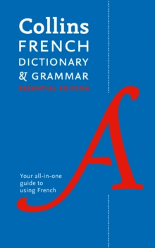 Collins French Essential Dictionary and Grammar : Two Books in One, Paperback / softback Book