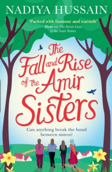 The Fall and Rise of the Amir Sisters, Paperback / softback Book