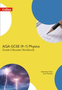 AQA GCSE Physics 9-1 Grade 5 Booster Workbook, Paperback / softback Book
