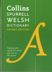 Collins Spurrell Welsh Pocket Dictionary : The Perfect Portable Dictionary, Paperback / softback Book
