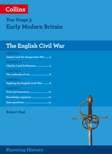 KS3 History the English Civil War, Pamphlet Book