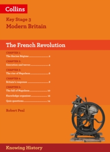 KS3 History the French Revolution, Pamphlet Book
