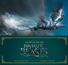 The Art of the Film: Fantastic Beasts and Where to Find Them, Hardback Book
