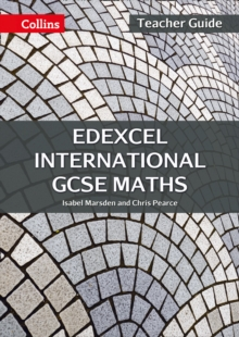 Edexcel International GCSE Maths Teacher Guide, Paperback / softback Book