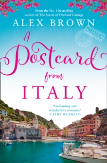 A Postcard from Italy, Paperback / softback Book