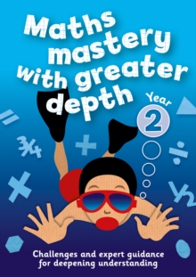 Year 2 Maths Mastery with Greater Depth : Teacher Resources with CD-ROM, Mixed media product Book